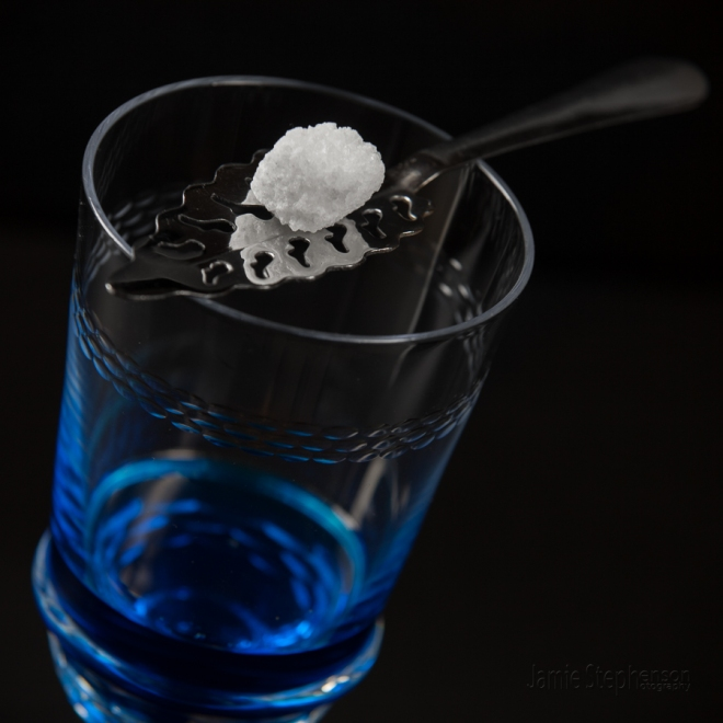 Absinthe Blue